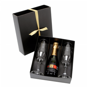 Kit Espumante Mumm Brut