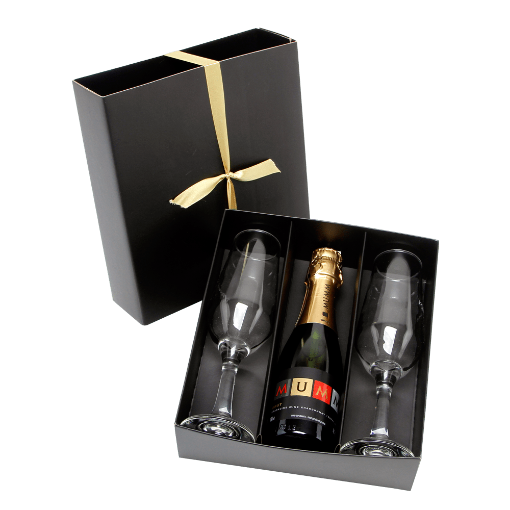 Kit Espumante Mumm Brut -040254
